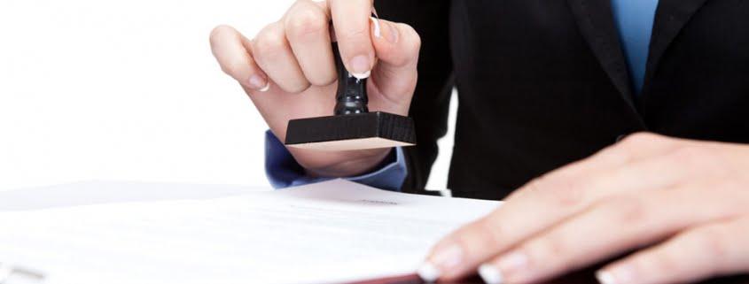 адвокат за легализация на документи